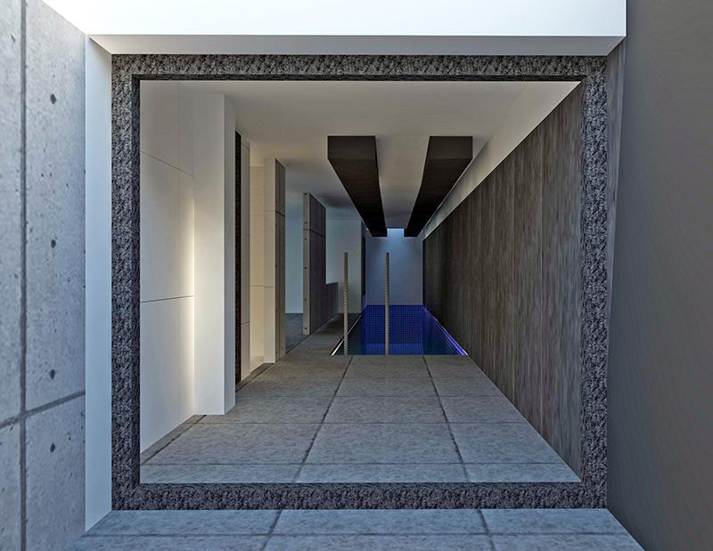 Aitec proyectos ingenier a y arquitectura chalet for Arquitectura de interiores pdf