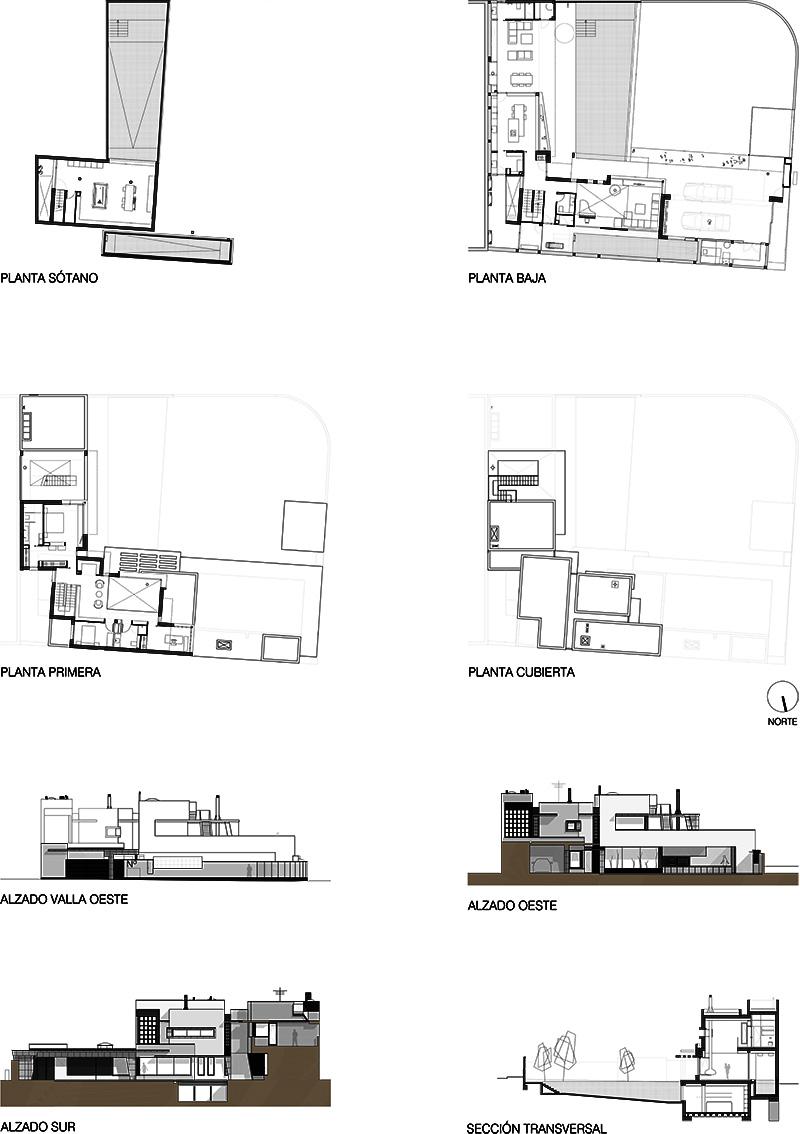 Aitec proyectos ingenier a y arquitectura chalet - Arquitectos logrono ...