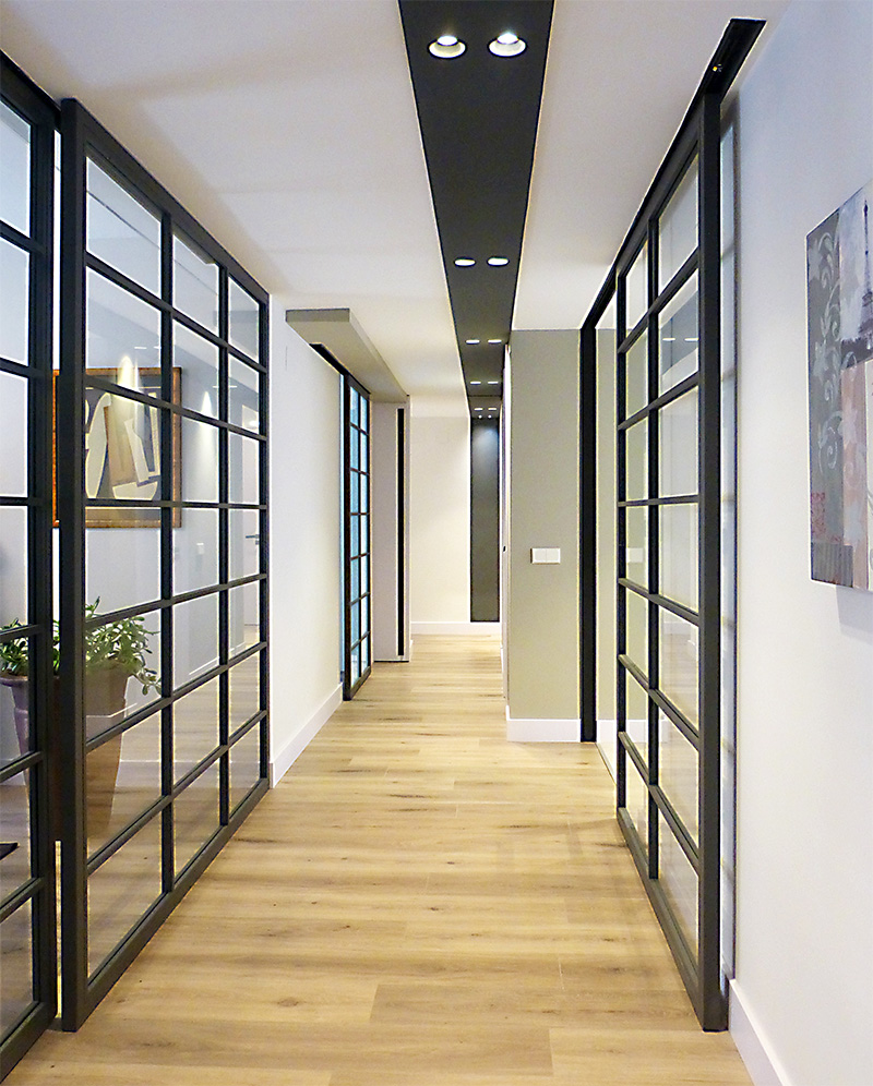 Aitec proyectos ingenier a y arquitectura reforma de for Arquitectura de proyectos