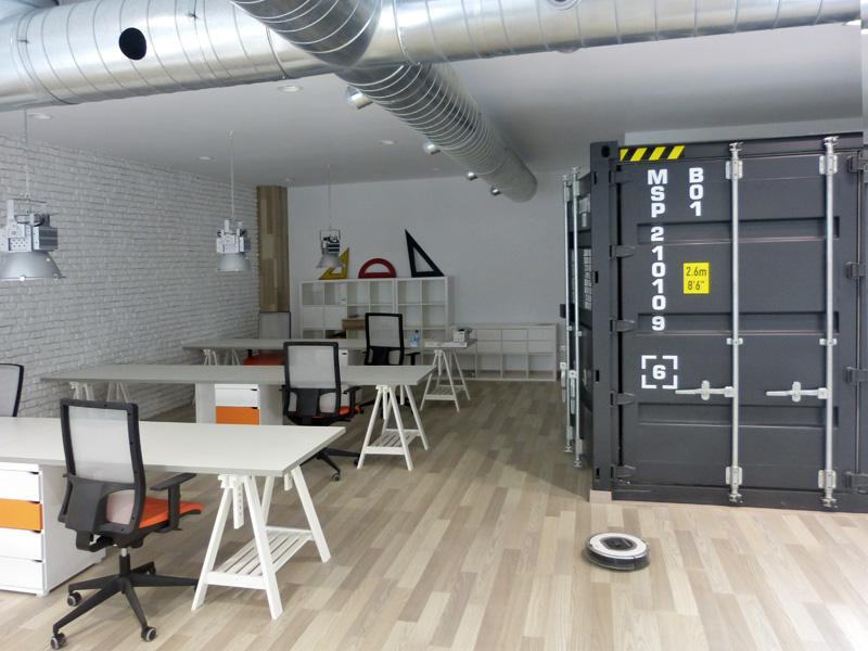 Aitec proyectos ingenier a y arquitectura rca sistemas for Oficinas de ing
